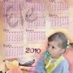 Calendario fatina