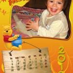 Calendario Winnie e i suoi amici