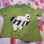 Maglietta Orso Bernie