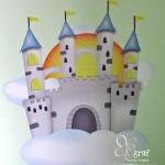 Wall stickers: il castello incantato
