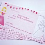 Una festa da principessa: biglietti scaricabili