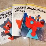 Luporosso una collana di libri per aiutare i bambini