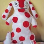 La creatività con i tessuti: altra tappa della staffetta di Blog in Blog