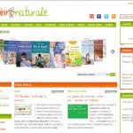 Nuova grafica del sito de Il Bambino Naturale