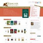 Nuova grafica per il sito del Leone Verde