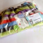 Le etichette scaricabili per la valigia del neonato
