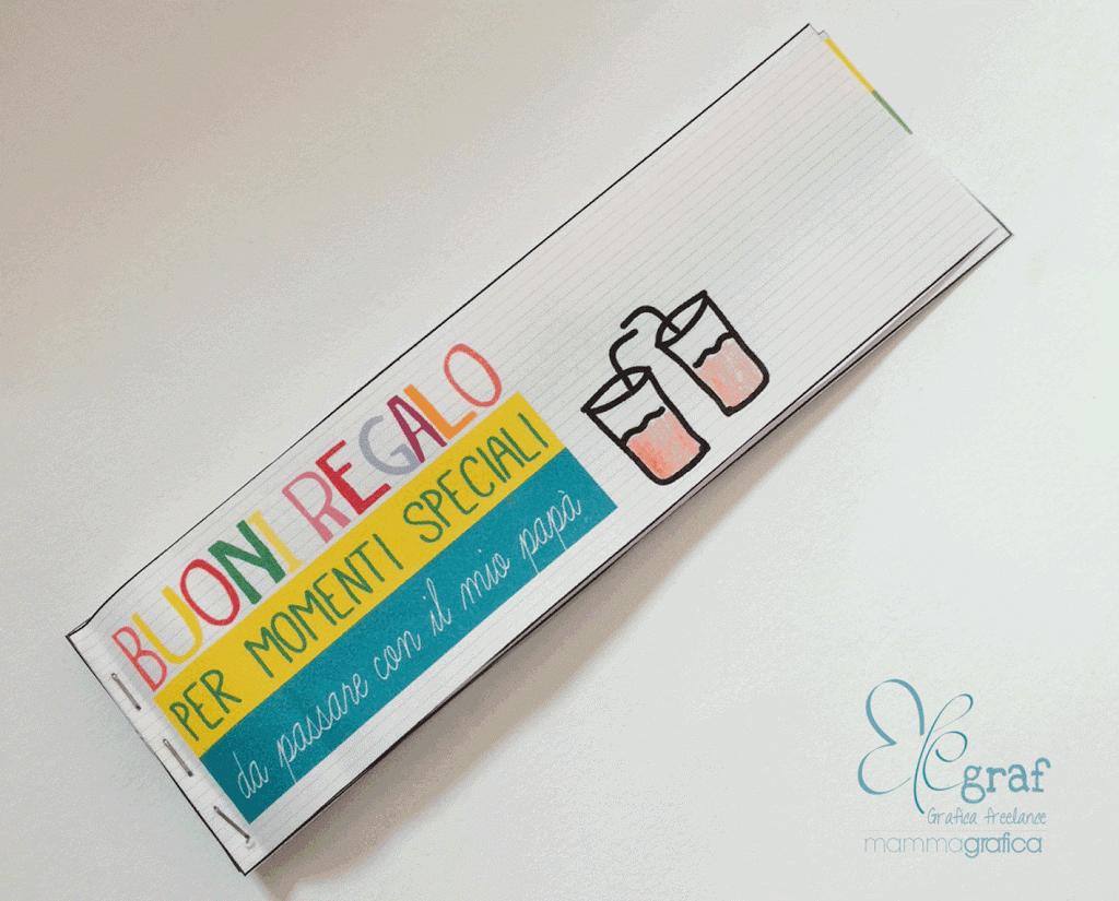 Buoni regalo per la festa del pap elegraf grafica freelance for Regalo tutto gratis