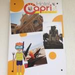 Una vacanza all'Hotel Capri di Pietra Ligure