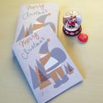 Biglietto Babbo Natale dorato da scaricare e novità