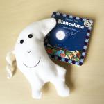 Biancaluna, un libro e un pupazzo DIY