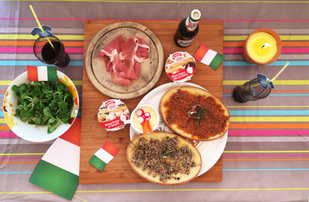Italia Party Kit