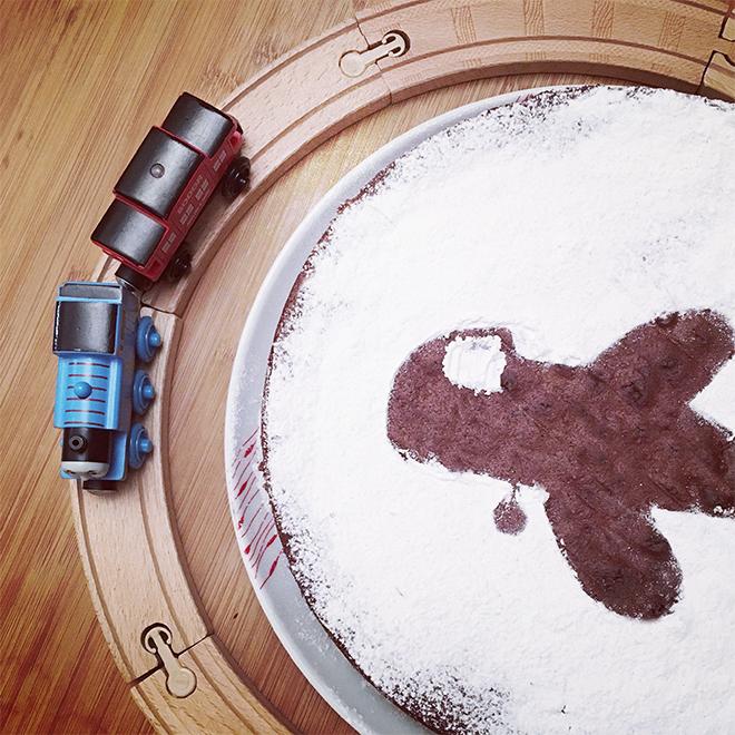 Torta Moretta Bimby
