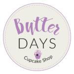 Logo Butter Days, un cupcake shop nel Trevigiano