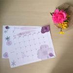 I miei primi 40 – Planner stampabili – kit di primavera