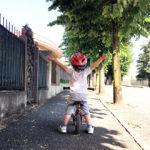 La bici senza pedali