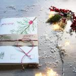 Pensieri del Bosco di Natale e Wish list Handmade