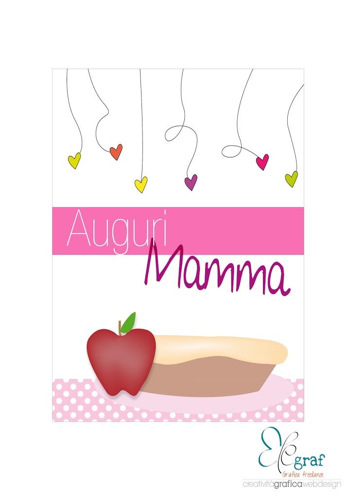 Biglietto Scaricabile Per La Festa Della Mamma Elegraf Grafica