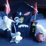 Halloween house tutorial