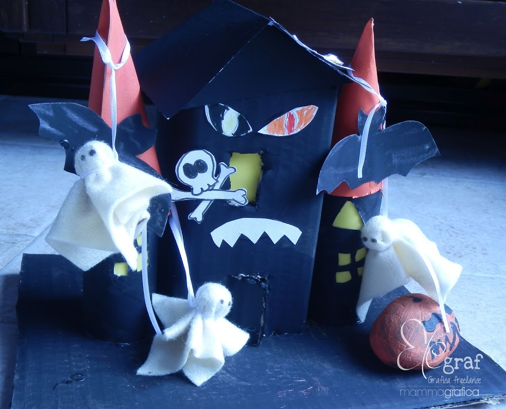 Halloween house tutorial  b4e7024e954f