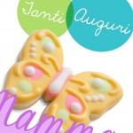 I biscotti della felicità per la festa della Mamma.