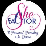 Logo per She Factor. Ma di cosa parla?