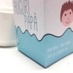 La scatola del latte per la festa del papà, e novità