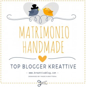 logo Matrimonio Handmade Rosa