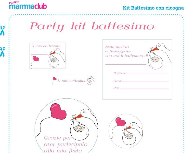 PartyKit-battesimoe