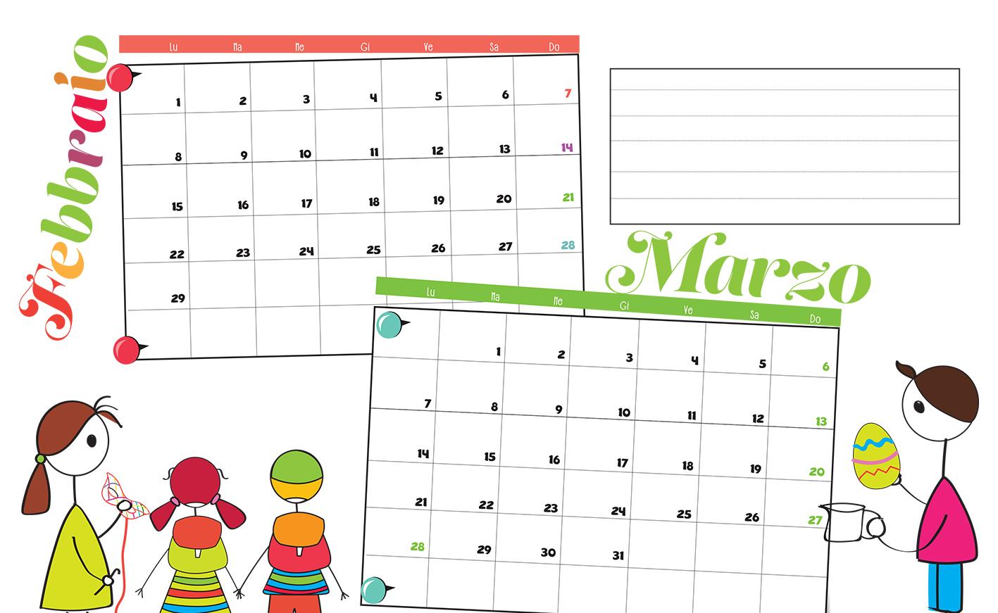 Calendario-scolastico-Febb-Marzo-16-elegrafica.indd