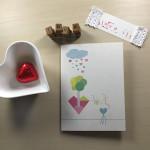 San Valentino ecologico: biglietto scaricabile