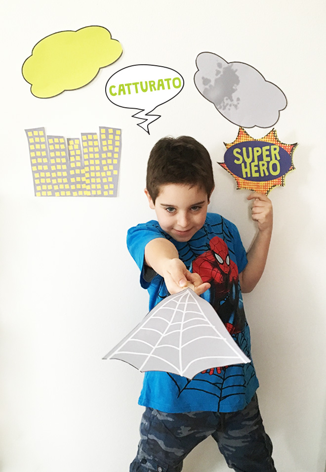 Super Hero Terranova