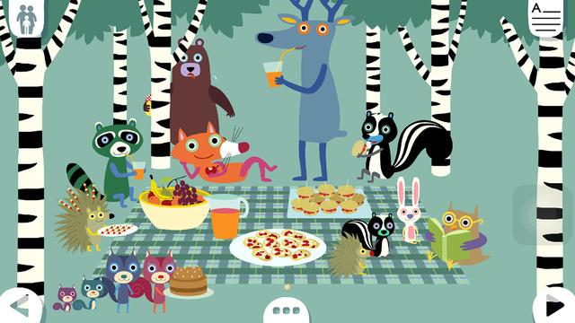 Un picnic mozzafiato