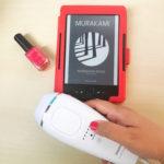 Philips Lumea essential – Epilatore a luce pulsata – momento di relax