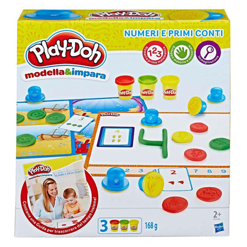Matematica Play Doh