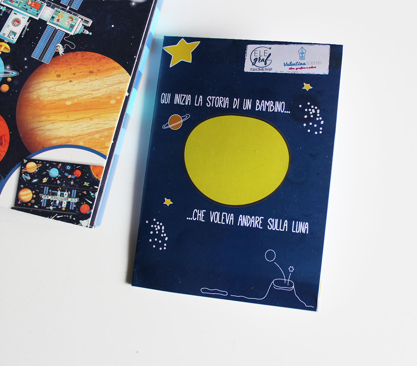 Illustra Book Spazio