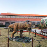 Dinosaur Invasion: mostra a Milano