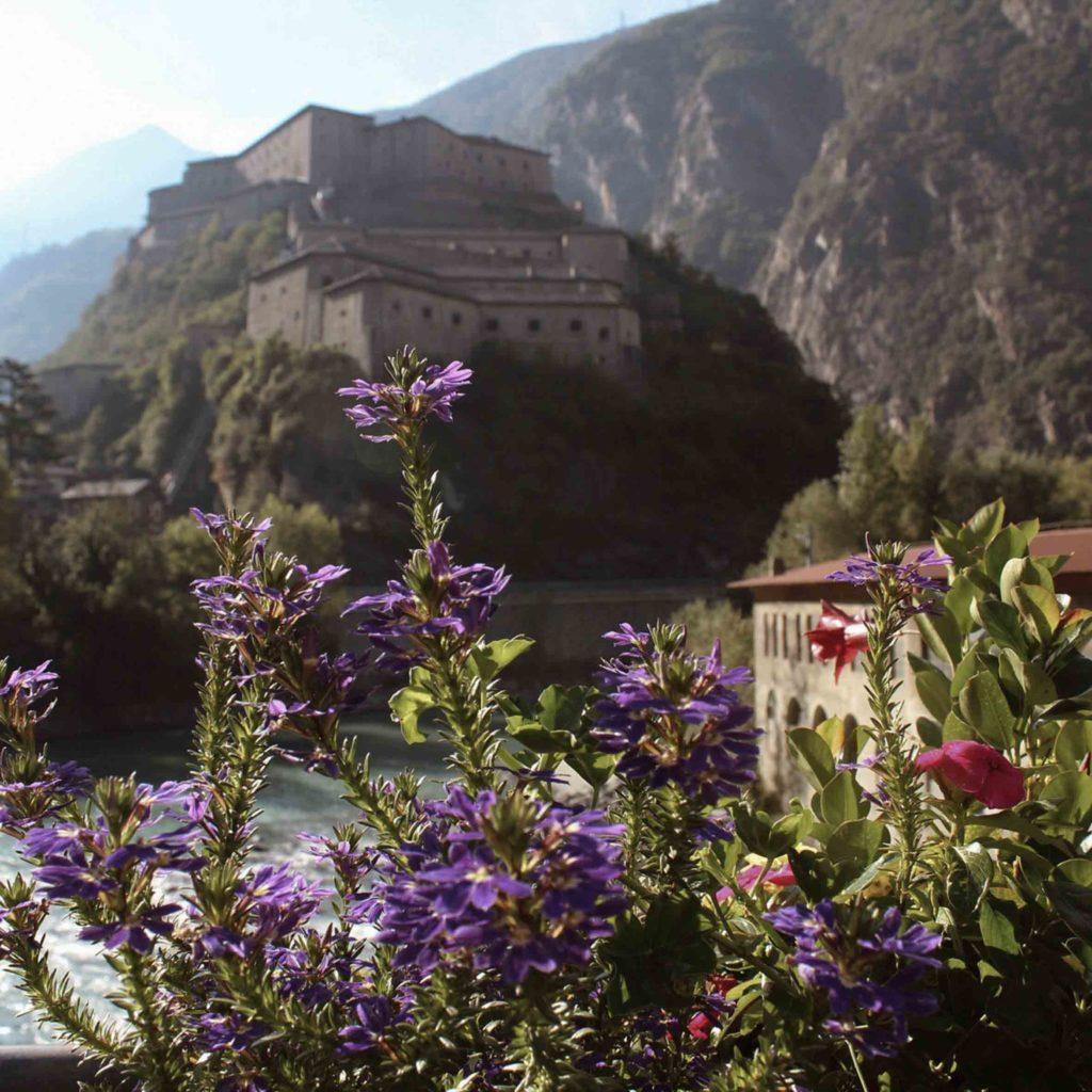 Aosta e Forted di Bard